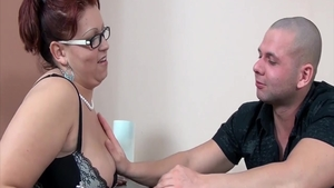 Young chubby hungarian babe blowjob