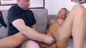 Big tits deutsch mature roleplay at castings