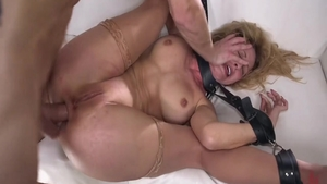 Very hot Cherie Deville together with busty herie Deville BDSM