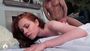 Redhead wishes for good fuck