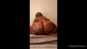 Big booty granny fucked in the ass HD