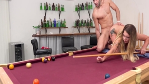 Babe Gabbie Carter experience pussy fuck in the pool