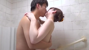Large boobs japanese babe got her pussy pounded HD
