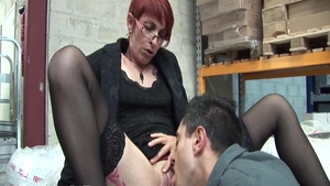 French pussy fucking