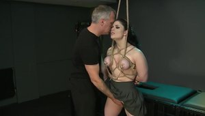 Sex toys sex tape starring large tits fetish Lucia Love
