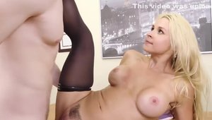 Rough sex starring big boobs blonde Sarah Vandella