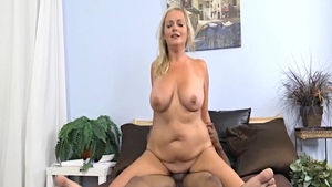 MILF Lexi Lash rough interracial fuck