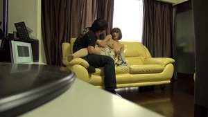 Tight asian housewife enjoys greatly hard nailed rough