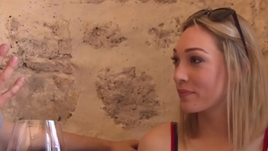 Lily Labeau is a very tasty blonde