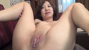 Pregnant japanese housewife creampied