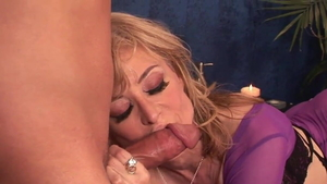 Raw fucking starring blonde haired Nina Hartley in HD