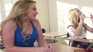 Rough nailing with teacher Britney Light