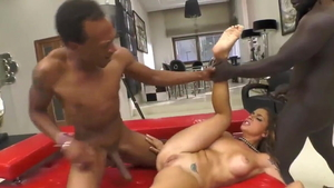 Nailed rough along with italian whore Malena Nazionale