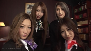 Orgy in Tokyo huge tits asian