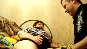 Big ass russian amateur loves sex HD