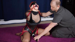 BDSM with asian babe