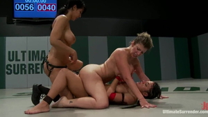 Hard slamming together with mature Sara Jay