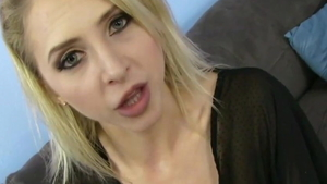 Young australian stepmother cum swallowing