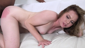 Big tits blonde babe Britney Light rushes plowing hard HD