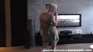 Loud sex together with pretty teen