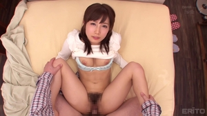 The best sex along with hairy asian girlfriend