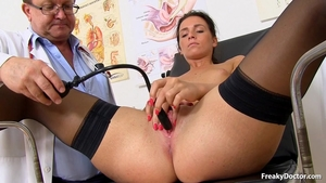 Hard nailining escorted by sexy czech amateur