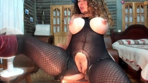 Fetish spanish titty fucking live on cam