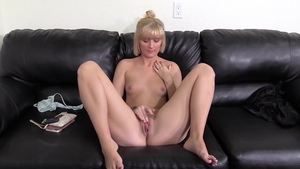 Rough nailing together with blonde