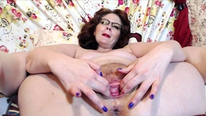 Hard ramming along with amateur