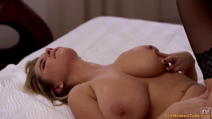 Huge boobs brutal in HD