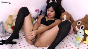 Squirts very hawt latina