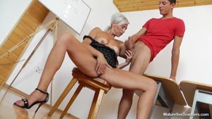 Fucked in the ass XXX video starring horny fetish Kathy White