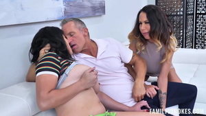 Cock sucking with huge tits pawg Gabriela Lopez