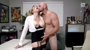 Cory Chase pussy eating porno