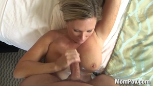 Big ass amateur goes in for rough fucking