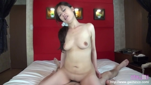 Creampied very hot asian HD