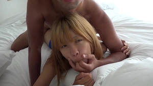 Asian Hiyori Kojima is so very small tits 18 yr old