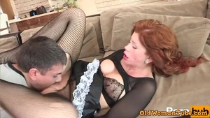 Big boobs redhead craving ramming hard