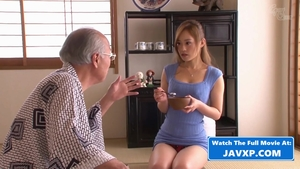Real sex escorted by horny japanese wife