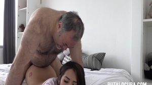 Hottest latina amateur raw cowgirl fuck