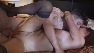 Accompanied by huge boobs young american mature Daisy Ducati