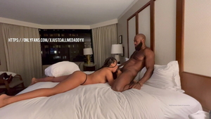 Slamming hard along with passionate amateur