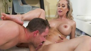 Ass pounded porn along with perfect body romantic Brandi Love