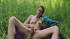 Homemade nailed rough in the company of stepsister