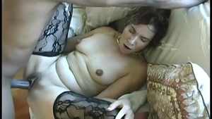 Very hot & young babe raw sucking cock