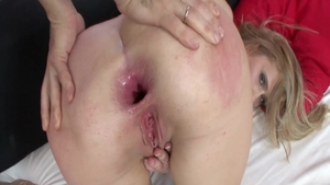 Busty amateur pussy fucking