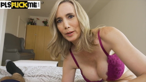 Very hot Lilly James blonde hair doggy fuck sex tape