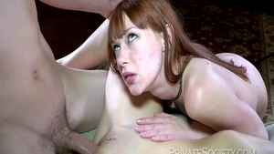 Naughty amateur agrees to hard slamming