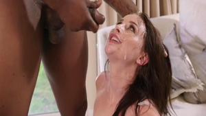 Swinger Danni Rivers interracial sex sex scene