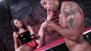 Mistress rushes real fucking